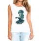 Transfer sublimático para camiseta Feminina 002576