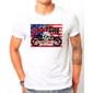 Transfer sublimático para camiseta Carros/Motos 002876