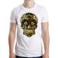 Transfer sublimático para camiseta Caveiras 004828