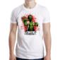 Transfer sublimático para camiseta Zombies 004315