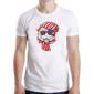 Transfer sublimático para camiseta Animal Hipster 003579