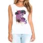 Transfer sublimático para camiseta Feminina 002629