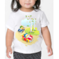 Transfer sublimático para camiseta Infantil 000949