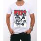 Transfer sublimático para camiseta Kiss 000253