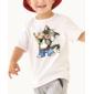 Transfer sublimático para camiseta Infantil 003826