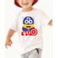 Transfer sublimático para camiseta 004675