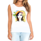 Transfer sublimático para camiseta Feminina 002241