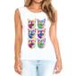 Transfer sublimático para camiseta Feminina 002712