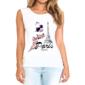 Transfer sublimático para camiseta Feminina 002423