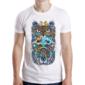 Transfer sublimático para camiseta Abstrata 003623