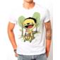 Transfer sublimático para camiseta Radical 001417