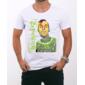 Transfer sublimático para camiseta Blink-182 000182