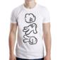 Transfer sublimático para camiseta Dark 003285