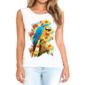 Transfer sublimático para camiseta Feminina 003440