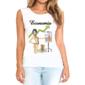 Transfer sublimático para camiseta Economia 004744