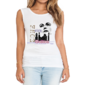 Transfer sublimático para camiseta Feminina 000652