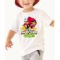 Transfer sublimático para camiseta 004599
