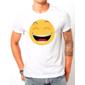 Transfer sublimático para camiseta Emoticons 002115