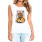 Transfer sublimático para camiseta Feminina 004187