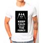 Transfer sublimático para camiseta Keep Calm 002948