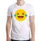 Transfer sublimático para camiseta Emoticons 003316