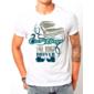 Transfer sublimático para camiseta Surf/Street 001814
