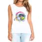 Transfer sublimático para camiseta Feminina 002730