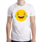 Transfer sublimático para camiseta Emoticons 003330
