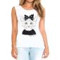 Transfer sublimático para camiseta Feminina 002834