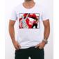 Transfer sublimático para camiseta Metallica 000277