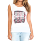 Transfer sublimático para camiseta Feminina 002809