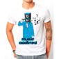 Transfer sublimático para camiseta Radical 001383