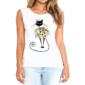 Transfer sublimático para camiseta Feminina 002297