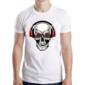Transfer sublimático para camiseta Caveiras 004534