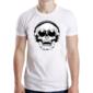 Transfer sublimático para camiseta Caveiras 003655