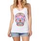 Transfer sublimático para camiseta Caveira Mexicana 000098