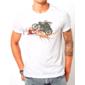 Transfer sublimático para camiseta Surf/Street 001723