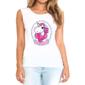 Transfer sublimático para camiseta Unicórnio 004040