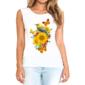 Transfer sublimático para camiseta Feminina 004261