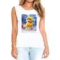 Transfer sublimático para camiseta Feminina 004171