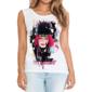 Transfer sublimático para camiseta Feminina 001969