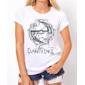 Transfer sublimático para camiseta Evanescence 000220