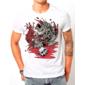 Transfer sublimático para camiseta Radical 001387