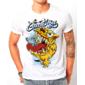 Transfer sublimático para camiseta Radical 001376