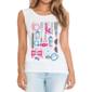 Transfer sublimático para camiseta Feminina 000613