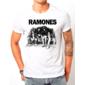 Transfer sublimático para camiseta Ramones 002132