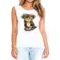 Transfer sublimático para camiseta Feminina 004257