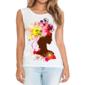 Transfer sublimático para camiseta Feminina 001961