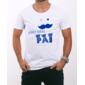 Transfer sublimático para camiseta Dia dos Pais 000128