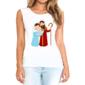 Transfer sublimático para camiseta Santos 004393